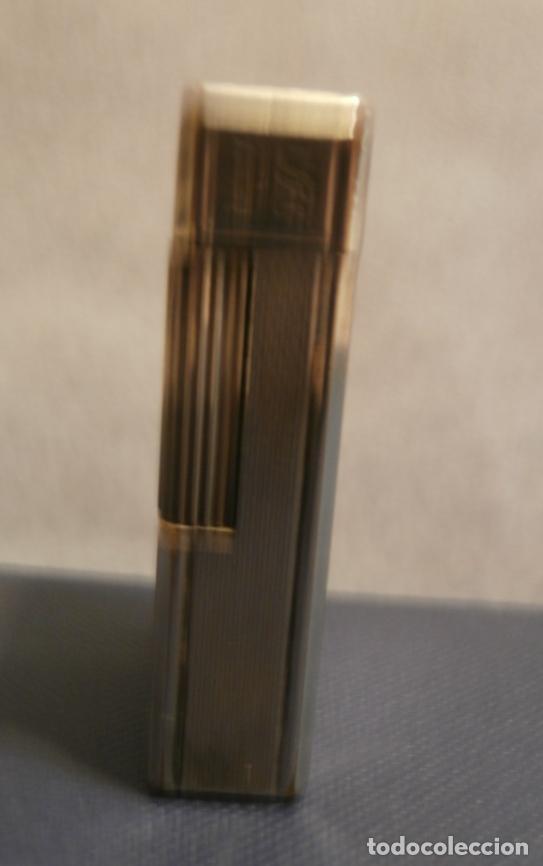 Mecheros: Encendedor DUPONT plata. - Foto 5 - 80060785