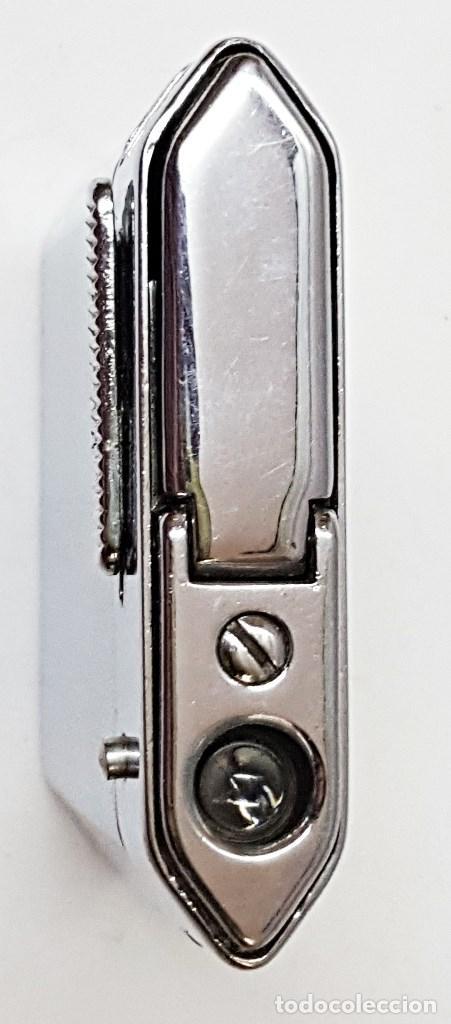 ANTIGUO MECHERO MAGNA LIGHTER (Coleccionismo - Objetos para Fumar - Mecheros)