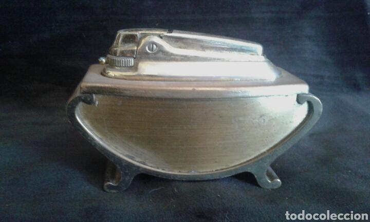 Mecheros: Encendedor mechero Ronson sobremesa - Foto 2 - 87505350