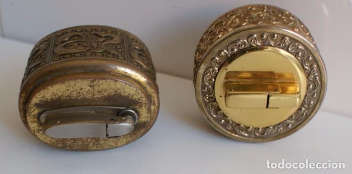 Mecheros: lote de dos mecheros antiguos - Foto 5 - 96688323