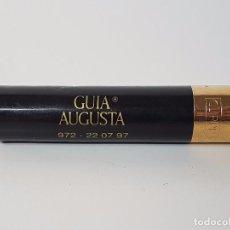 Mecheros: MECHERO CLIPPER GUIA AUGUSTA ( GUIA DE VIAJES ). Lote 98546395