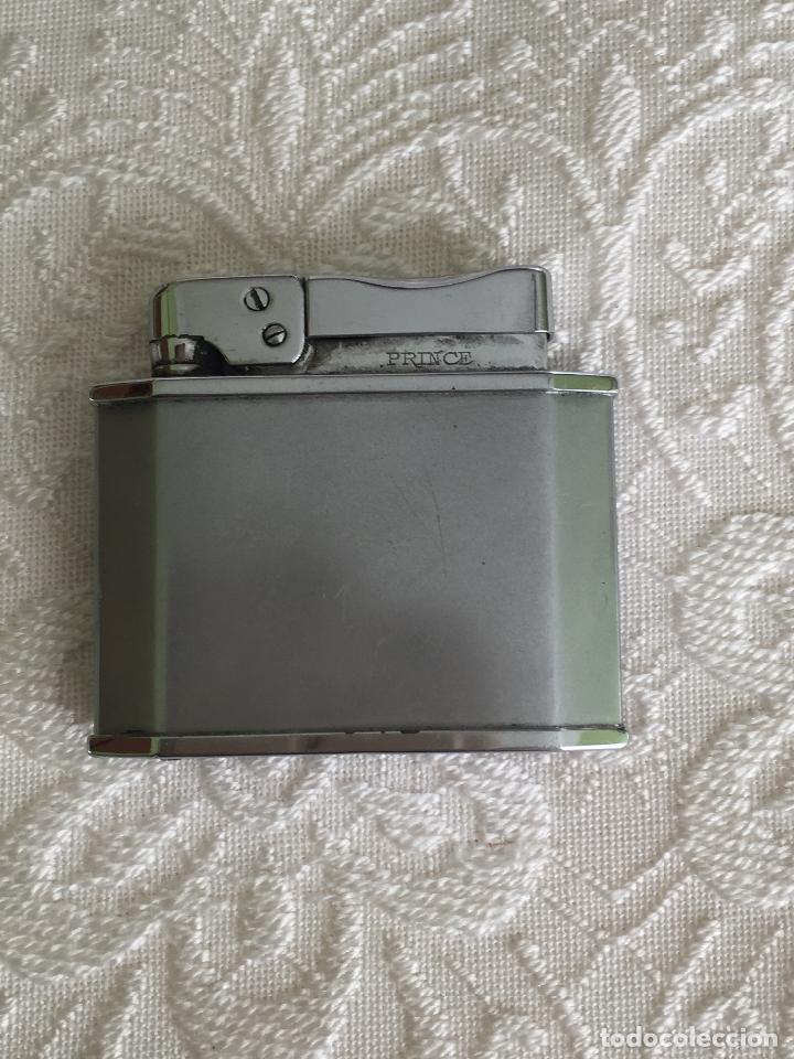 ANTIGUO MECHERO PRINCE DE GAS (Coleccionismo - Objetos para Fumar - Mecheros)