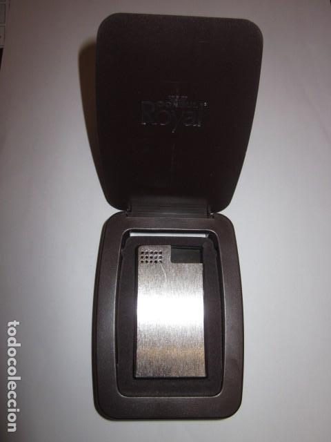 Mecheros: mechero encendedor consul royal made in gemany con su estuche y funcionando, de coleccion - Foto 5 - 100631863