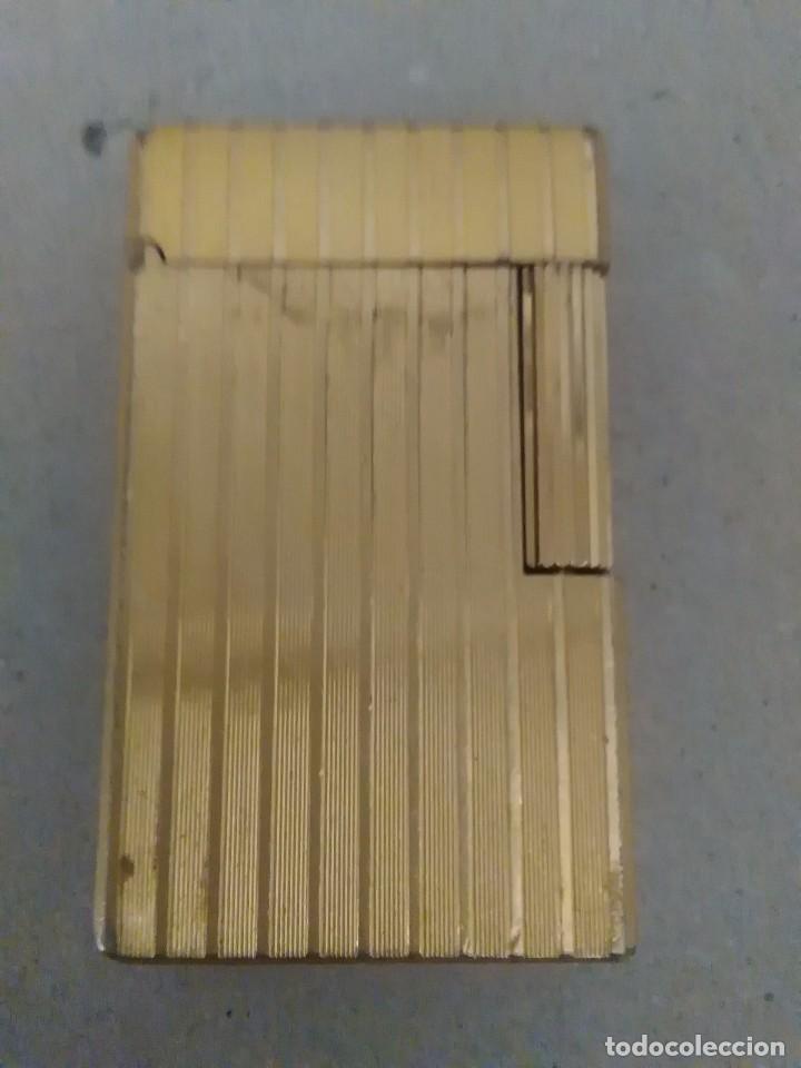 MECHERO DUPONT (Coleccionismo - Objetos para Fumar - Mecheros)