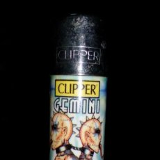 Mecheros: CLIPPER GEMINIS ZODIACO. Lote 101162607