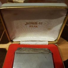 Mecheros: MECHERO JUTSON 37 SILVA. Lote 102271491
