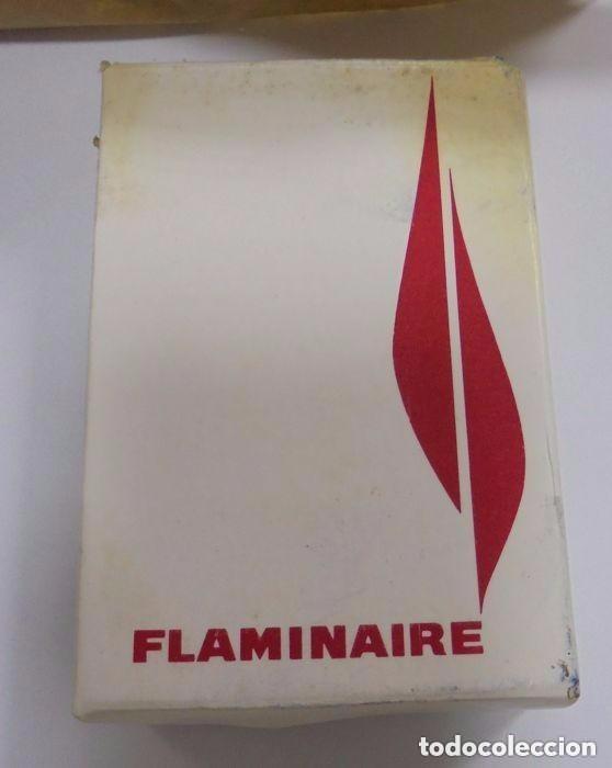 Mecheros: 10 mecheros.. Flaminaire. Con caja original. NUEVOS A ESTRENAR. Años 70 - Foto 9 - 116785730