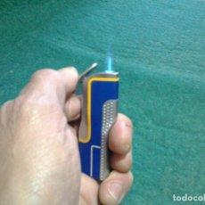Feuerzeuge - Mechero Encendedor Soplete Antiviento Chispa Eléctrica Metálico Funcionando - 104683131