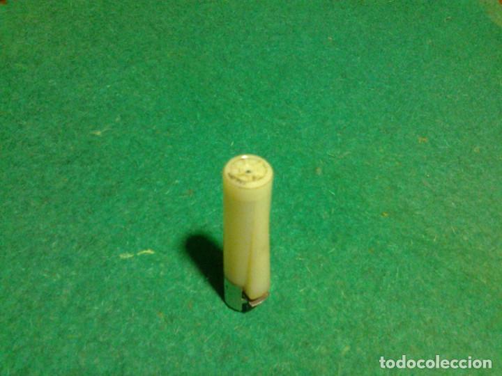 Mecheros: Encendedor mechero CLIPPER regulable rascador redondo ESTRELLA GALICIA funcionando - Foto 7 - 106329415