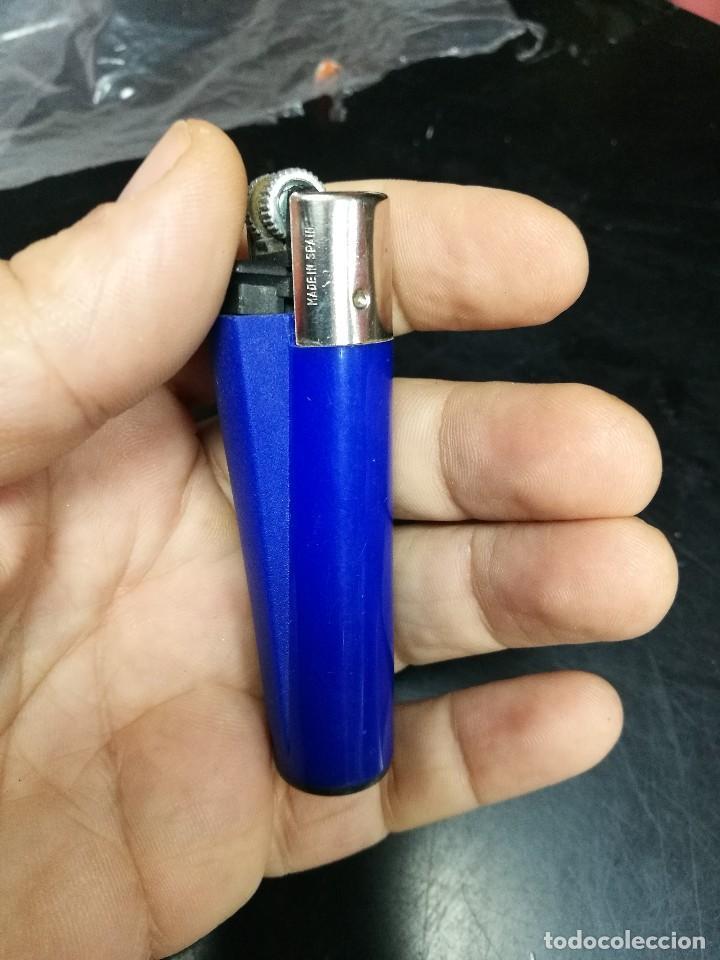 Mecheros: Clipper azul oscuro rascador redondo - Foto 5 - 107513967