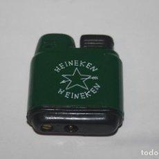 Mecheros: MECHERO CERVEZA HEINEKEN. Lote 110253067