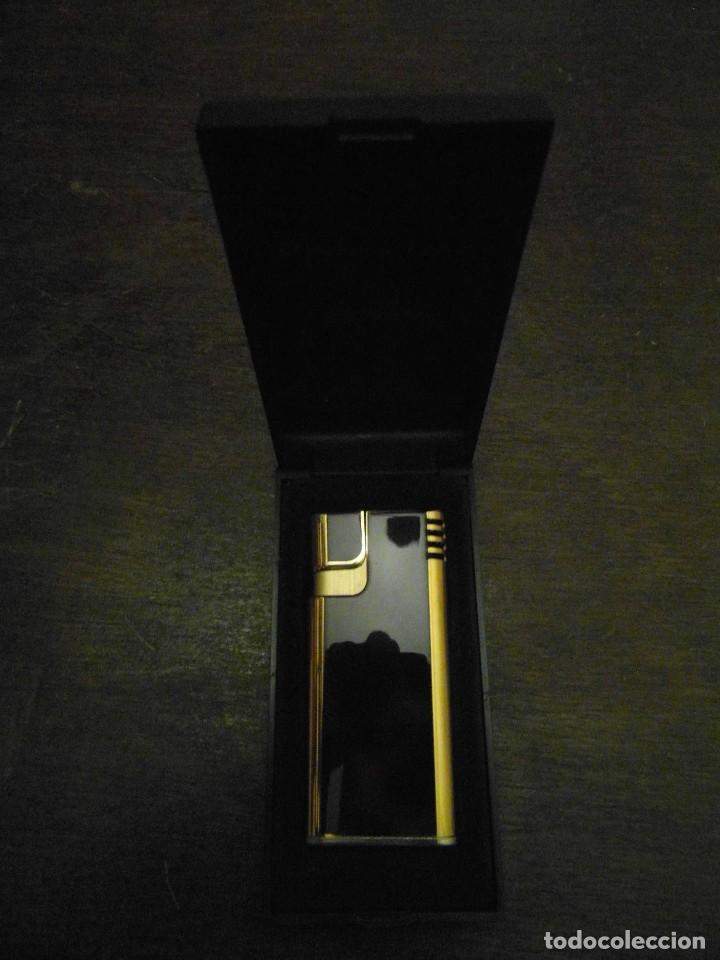 MECHERO VINTAGE BROTHER LITE EN ESTUCHE ORIGINAL (Coleccionismo - Objetos para Fumar - Mecheros)