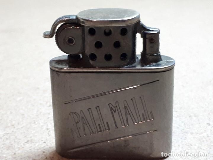 MECHERO DE GASOLINA PALL MALL (Coleccionismo - Objetos para Fumar - Mecheros)