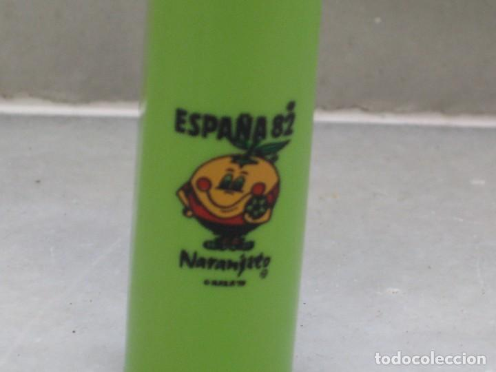 Mecheros: Mechero Naranjito España 82 - Foto 3 - 116813991