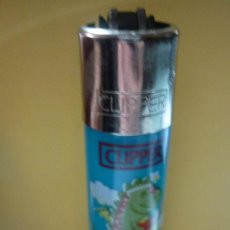 Mecheros: CLIPPER DESDE 1959. CLIPPERSUPERLIGHTER.COM. Lote 118081435