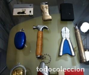 Mecheros: LOTE DE 10 MECHEROS - Foto 3 - 118680819