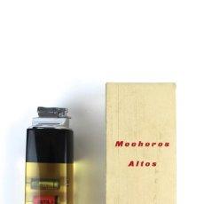 Feuerzeuge - MECHERO DE GASOLINA EN METACRILATO :MARCA MALTECO S.A. AÑOS 70. - 121213851