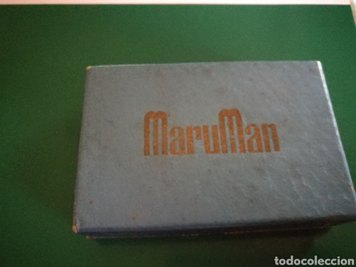 Mecheros: Antiguo mechero Maruman - Foto 3 - 126974859
