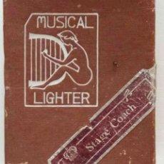 Mecheros: CAJITA DE MECHERO MUSICAL. Lote 132850854