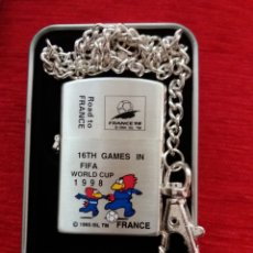 Mecheros: MECHERO FIFA WORLD CUP -FRANCE 98-. Lote 133007489