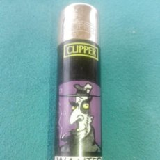 Mecheros: CLIPPER WANTED RED PINK . #. Lote 133442882