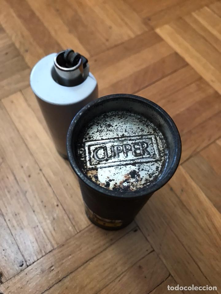 Mecheros: Clipper Table portamecheros soporte bote lata - Foto 2 - 135273058