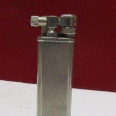 Mecheros: MECHERO METALICO ANTIGUO DE GAS. Lote 137536734