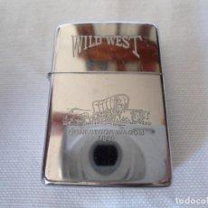 Mecheros: ZIPPO WILD WEST SEP 1990. Lote 143531898