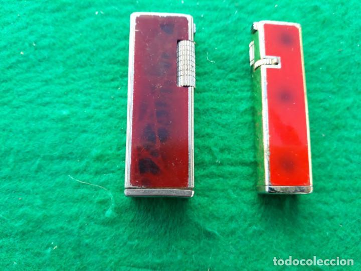 2 MECHEROS (Coleccionismo - Objetos para Fumar - Mecheros)