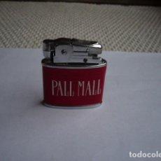 Mecheros: MECHERO GASOLINA PUBLICIDAD PALL MALL. Lote 144215230