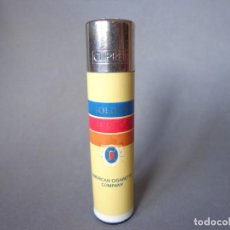Mecheros: MECHERO CLIPPER GOLDEN AMERICA - MADE IN SPAIN. Lote 145206342