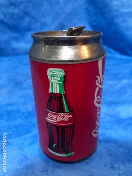 Mecheros: Antiguo mechero Coca Cola - Foto 2 - 147778846