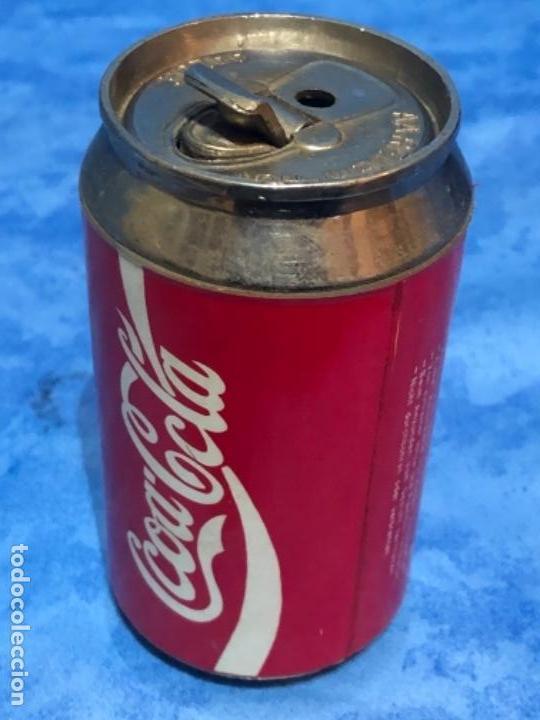 Mecheros: Antiguo mechero Coca Cola - Foto 3 - 147778846