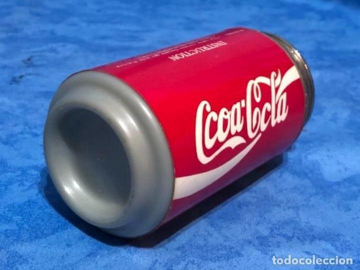 Mecheros: Antiguo mechero Coca Cola - Foto 6 - 147778846