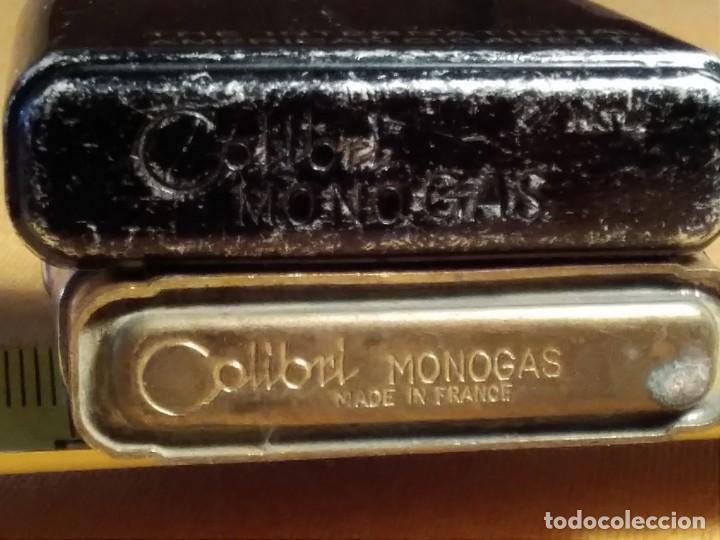 Mecheros: Mechero ( VICEROY - Colibrí - mono gas. ) made in France. Funcionando. - Foto 5 - 148316350