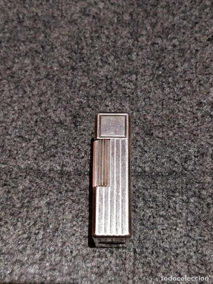 Mecheros: Encendedor Dupont Paris en plata funcionando - Foto 6 - 150327694