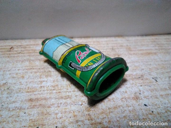 Lighters: surtidor de gasolina en hojalata funda de mechero - Foto 4 - 151016298