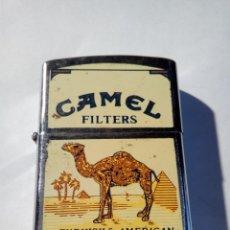 Mecheros: MECHERO TIPO ZIPPO DE PUBLICIDAD CAMEL. Lote 151953582