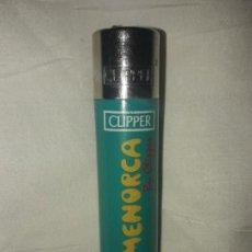Mecheros: MECHERO CLIPPER MENORCA. Lote 153218562