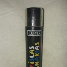 Mecheros: MECHERO CLIPPER ISLAS CANARIAS. Lote 153219806