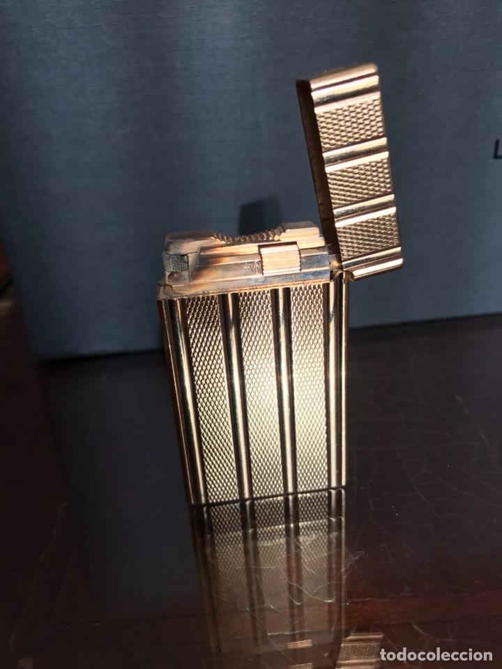Mecheros: Dupont encendedor mechero oro - Foto 3 - 154827477