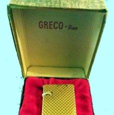 Mecheros: MECHERO DE GAS GRECO JUTSON 32 METAMAR ESPAÑA ME59. CON CAJA ORIGINAL. NUEVO. Lote 155968378