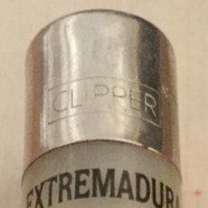 Mecheros: MECHERO CLIPPER EXTREMADURA PLUS ULTRA RR. Lote 156099658