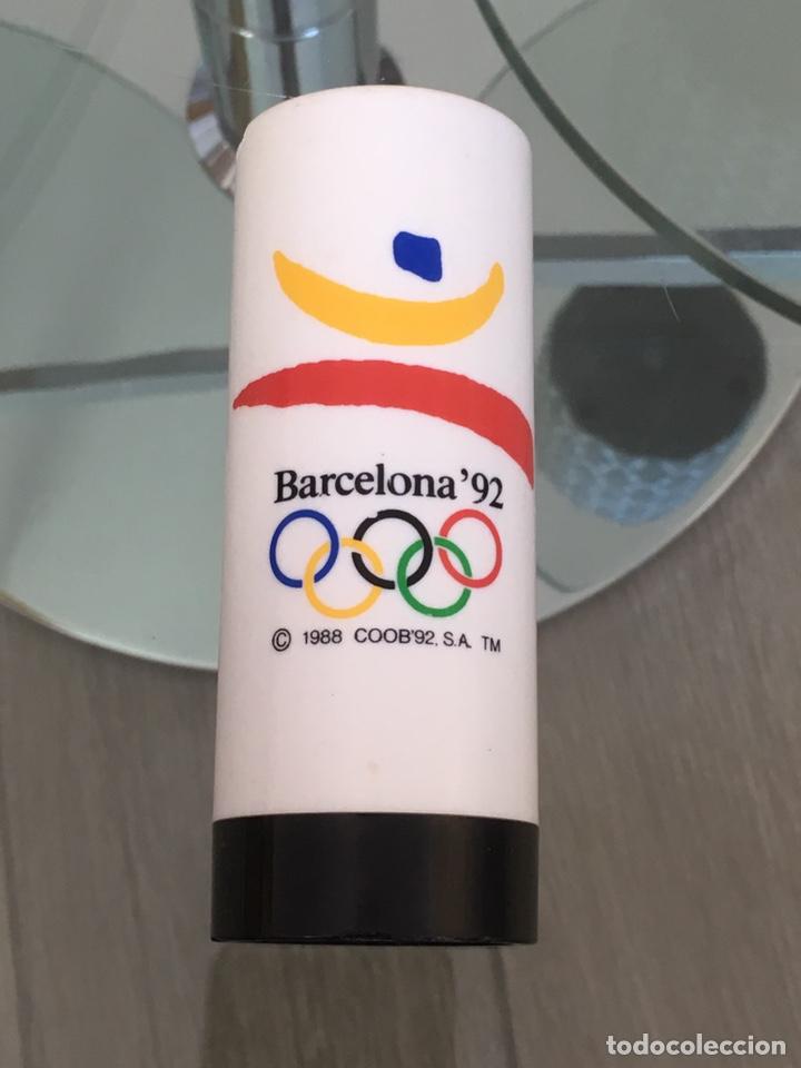 Mecheros: Funda clipper de los Juegos Olímpicos Barcelona 92 para mechero - Foto 2 - 156726868