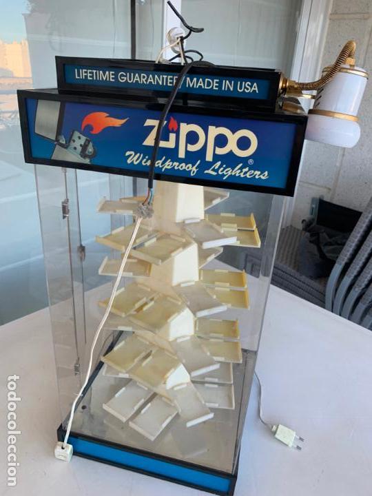 Mecheros: EXPOSITOR ZIPPO MADE IN USA - Foto 6 - 162623026