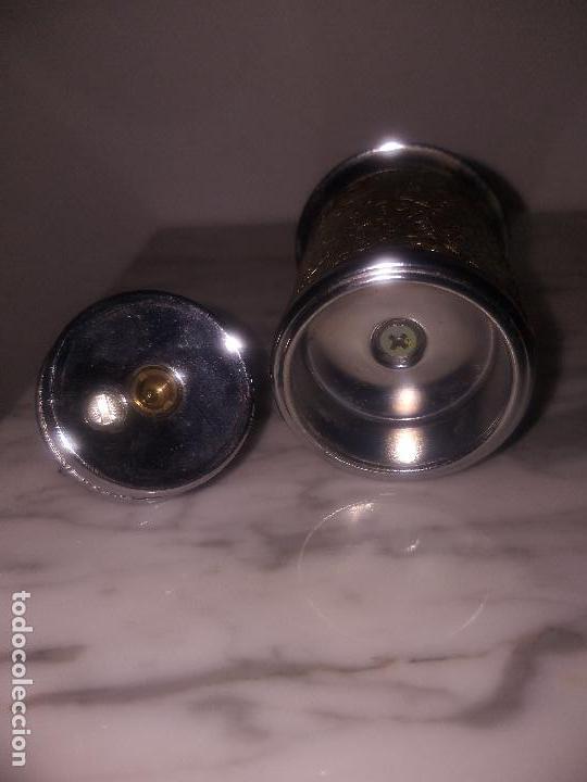 Mecheros: antiguo mechero de sobremesa , años 70-80 - Foto 3 - 169113352