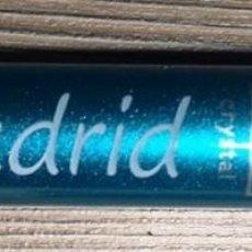 Isqueiros: CLIPPER MADRID. Lote 169929792