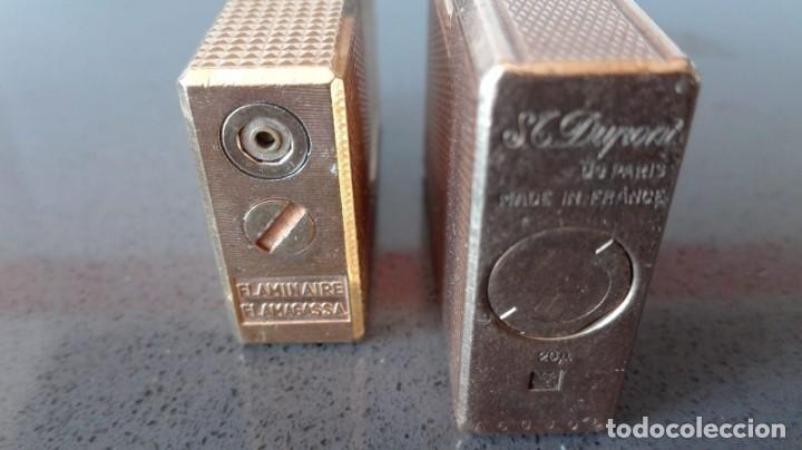 Mecheros: lote de 2 mecheros - Flaminaire i Dupond - Foto 2 - 171457560