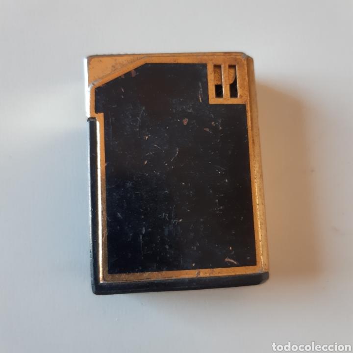 MECHERO ENCENDEDOR HADSON MOSEL. VINTAGE (Coleccionismo - Objetos para Fumar - Mecheros)