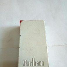 Mecheros: MECHERO DE PUBLICIDAD MALBORO. Lote 172772300